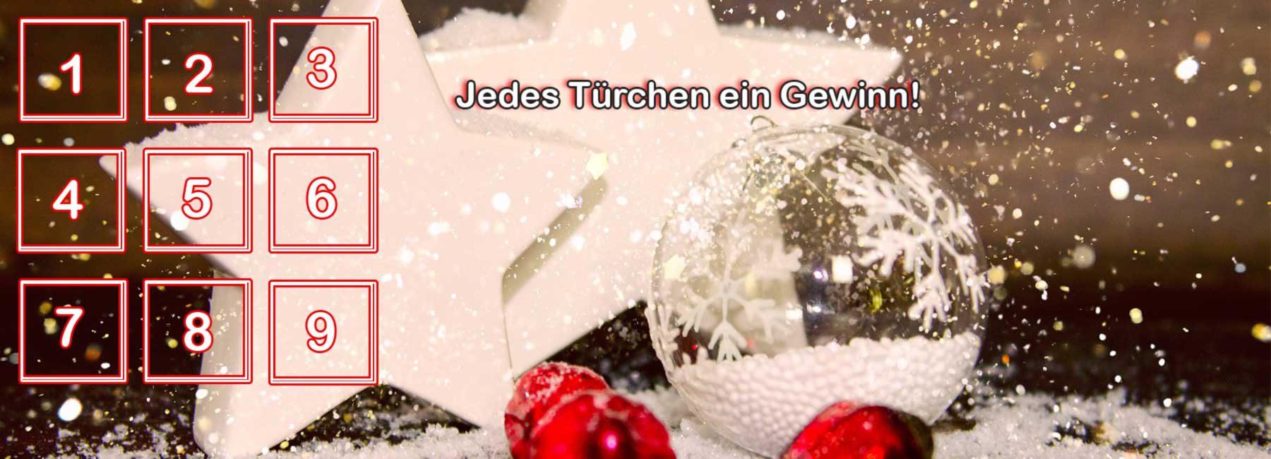 Jetzt: Adventkalender auf Facebook!