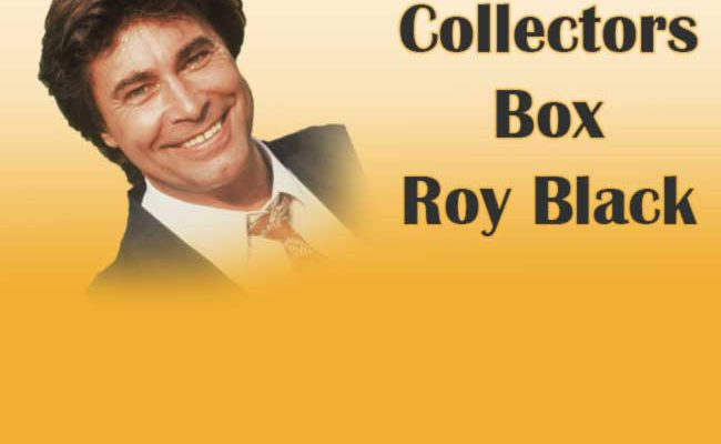 Collectors Box Roy Black