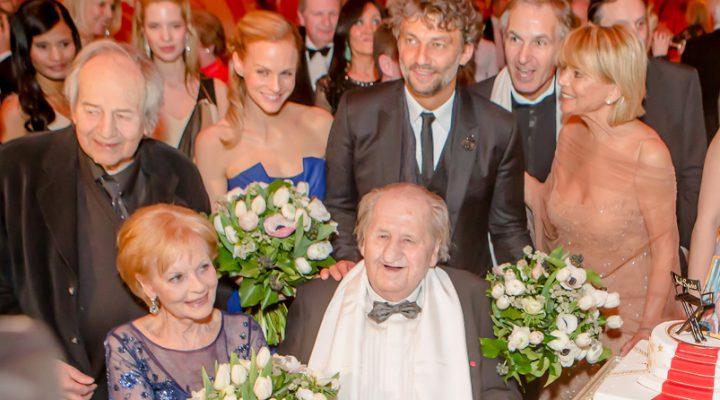 Der ORF ehrt Prof. Karl Spiehs zum 85. Geburtstag