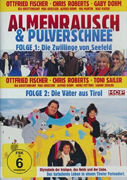 Almenrausch und Pulverschnee - Die Zwillinge von Seefeld
