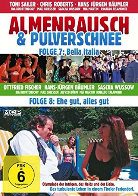 Almenrausch und Pulverschnee- Bella Italia
