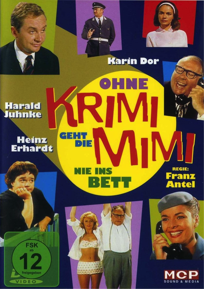 Komödie - Ohne Krimi geht die Mimi nie ins Bett