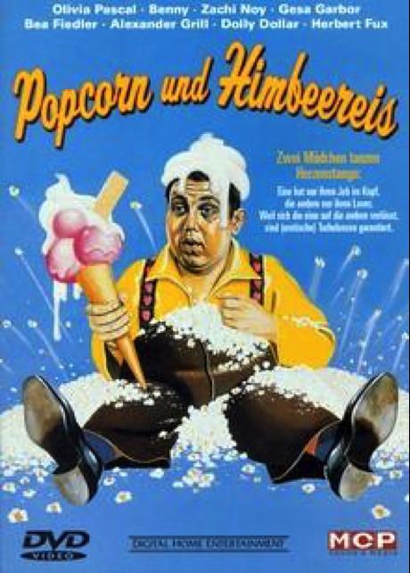Teeniefilm - Popcorn und Himbeereis