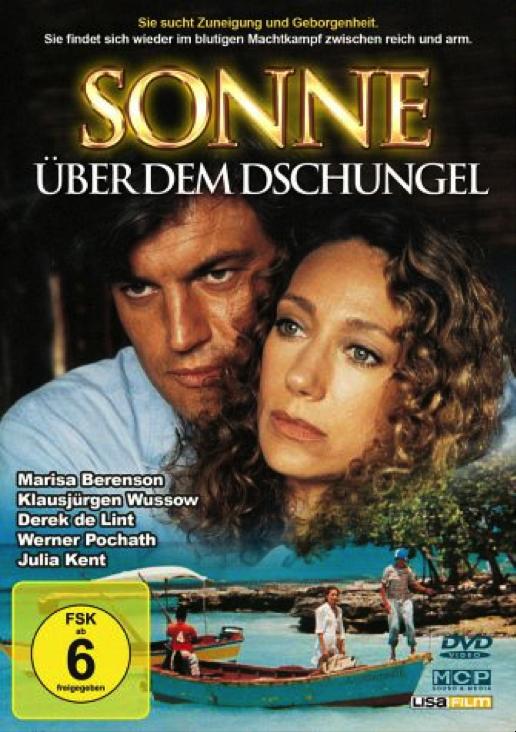 Abenteuer - Sonne über dem Dschungel