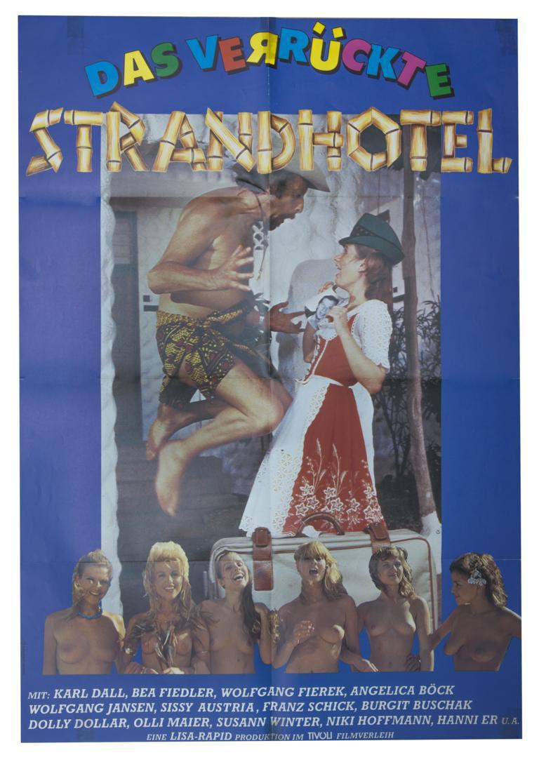 Erotik - Das verrückte Strandhotel
