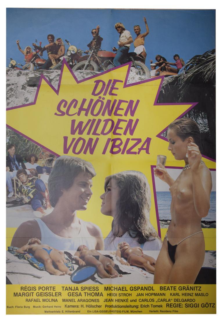 Erotik - Die schönen wilden von Ibiza