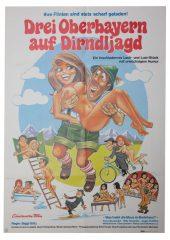 Erotik - Drei Oberbayern auf Dirndljagd