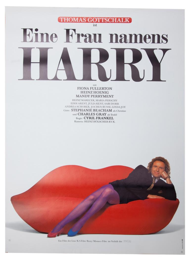 Komödie - Eine Frau namens Harry