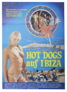 Softerotik - Hot Dogs auf Ibiza