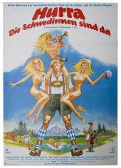 Erotik - Hurra Die Schwedinnen sind da