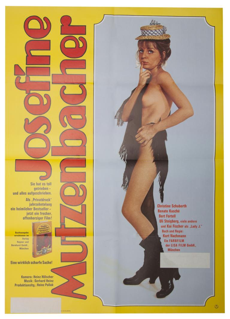 Bibliographie - Josefine Mutzenbacher