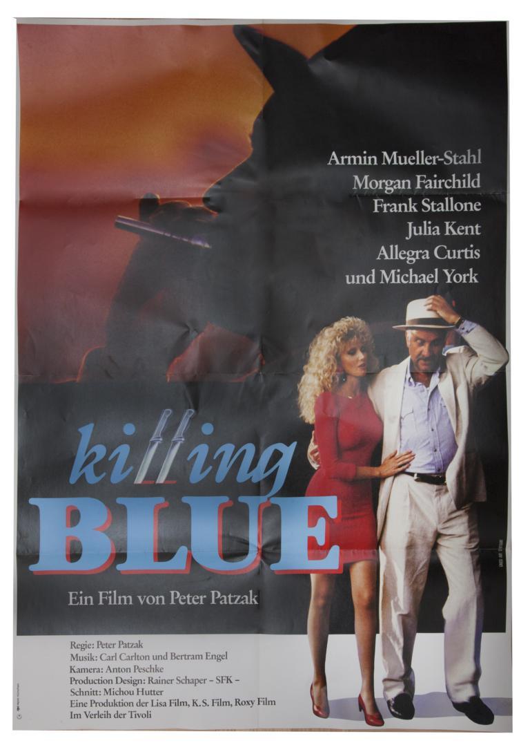 Krimi - Killing Blue