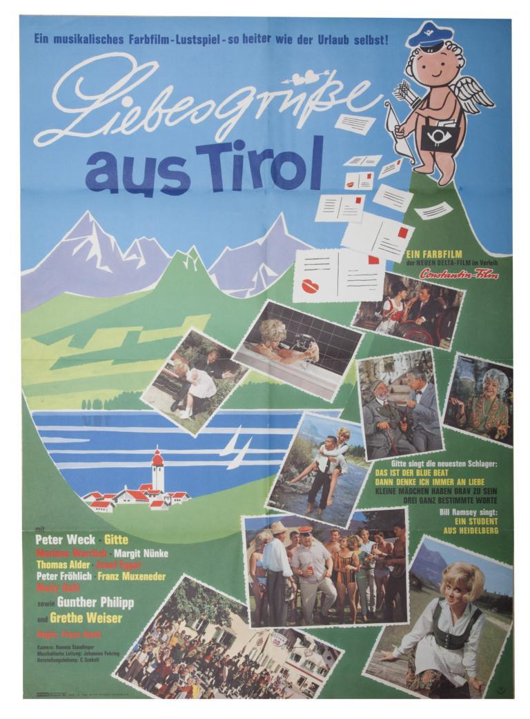 Komödie - Liebesgrüße aus Tirol