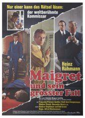 Krimi - Maigret und sein grösster Fall
