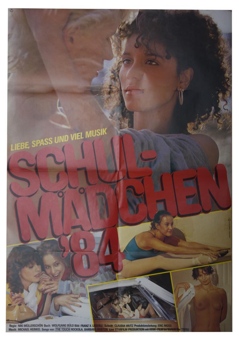Erotik - Schulmädchen '84
