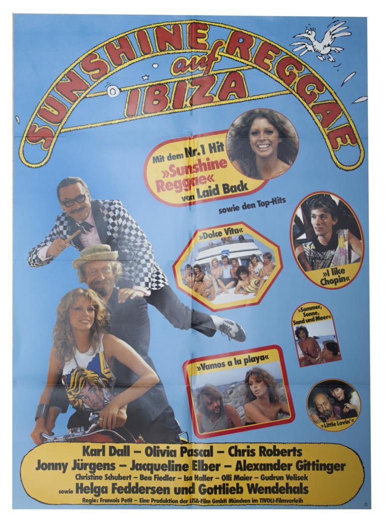 Komödie - Sunshine Reggae auf Ibiza