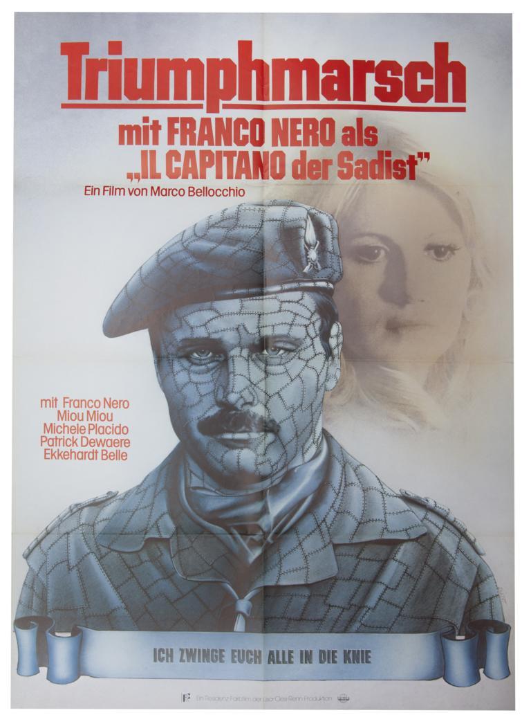 Kriegsfilm - Triumphmarsch