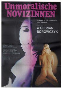 Film - Unmoralische Novizinnen