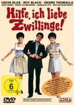 """50 Jahre: Uschi Glas und Roy Black in """"Hilfe, ich liebe Zwillinge"""""""