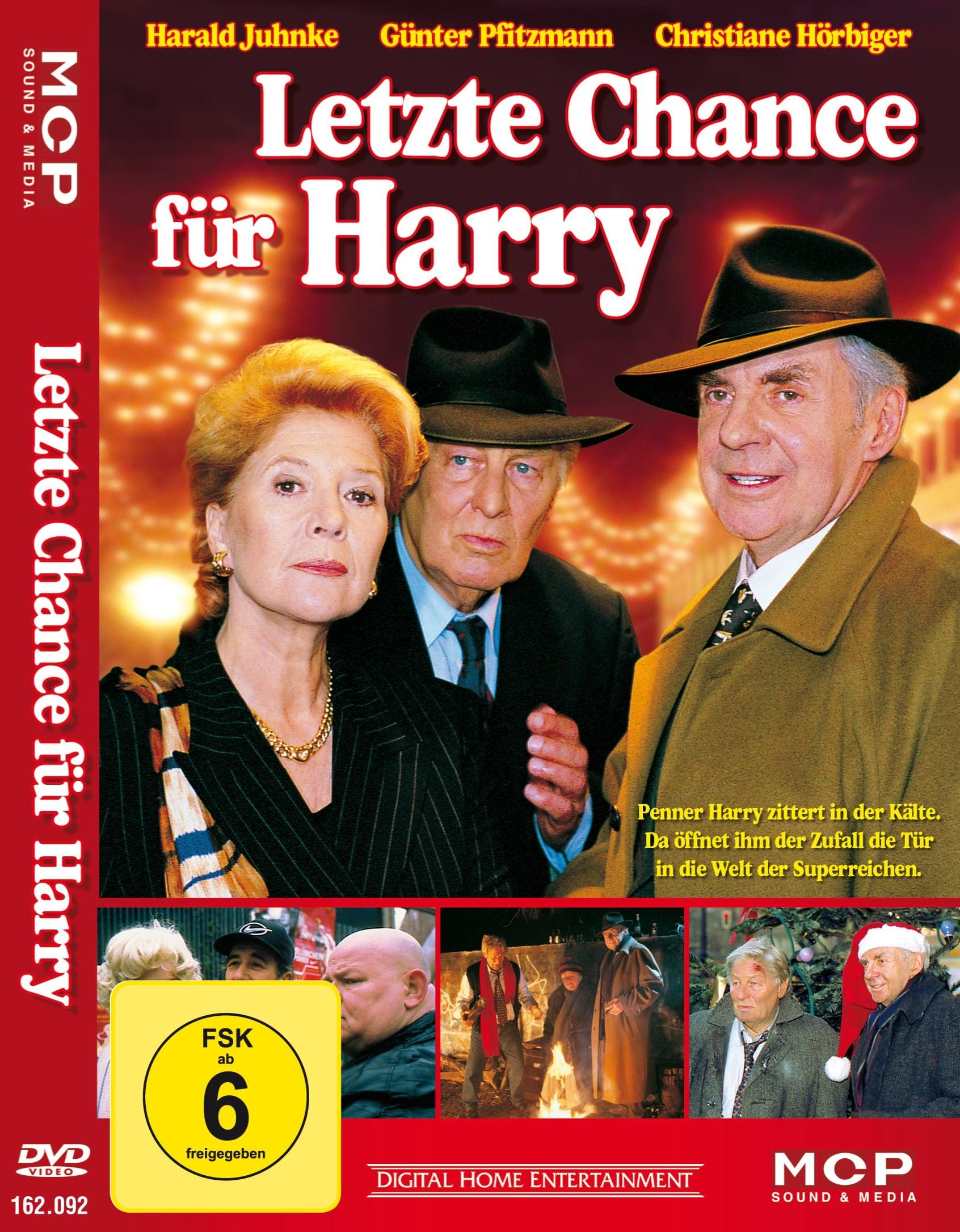 Unterhaltung - Letzte Chance fuer Harry