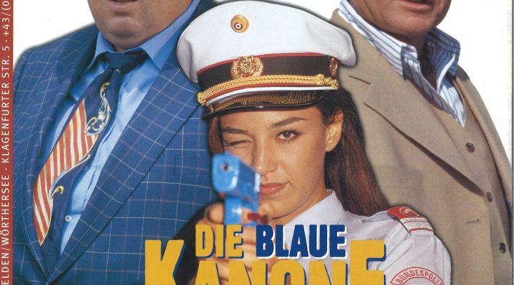 Die blaue Kanone