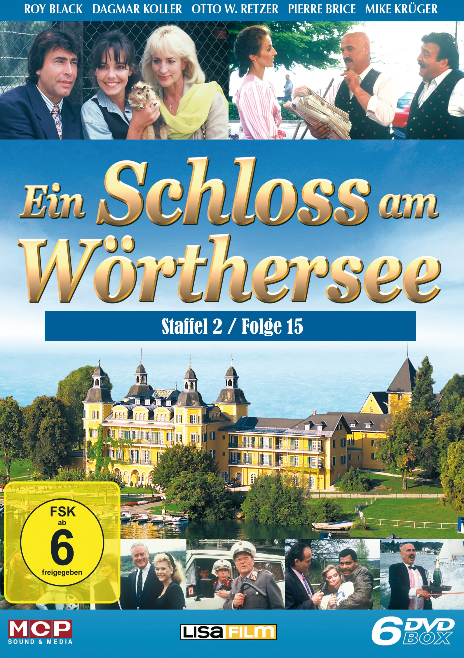 Ein Schloss am Wörthersee Staffel 2/ Folge15