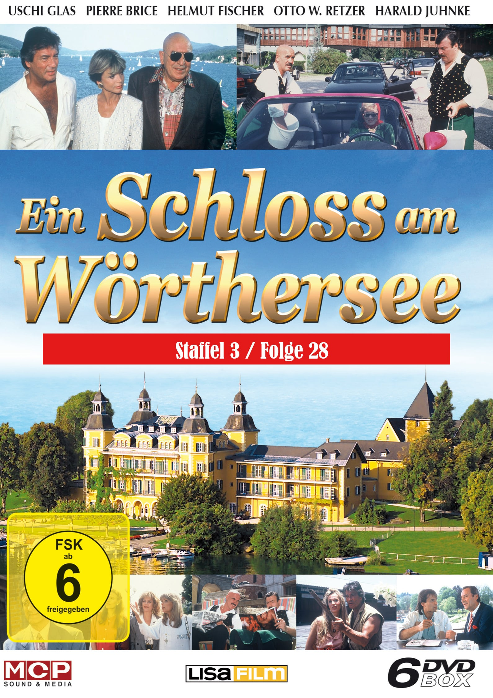 Ein Schloss am Wörthersee Teil 28