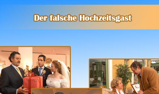 Weißblaue Wintergeschichten 2005 (1) – Der falsche Hochzeitsgast