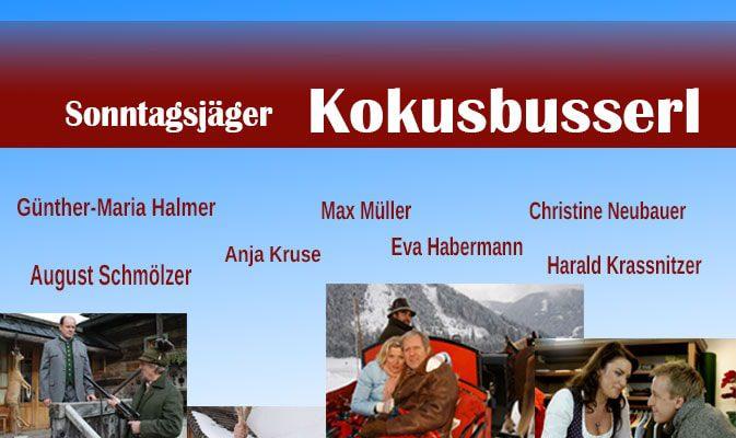 Weißblaue Wintergeschichten 2004 (2) – Kokosbusserl