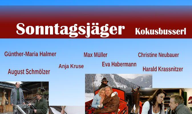 Weißblaue Wintergeschichten 2004 (1) – Der Sonntagsjäger