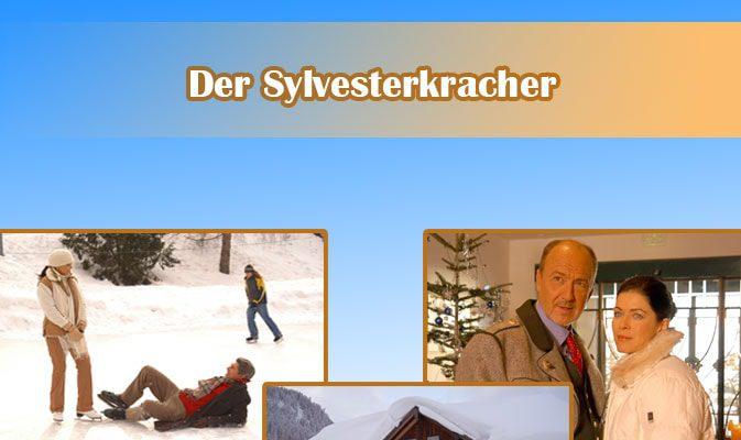 Weißblaue Wintergeschichten 2005 (4) – Der Sylvesterkracher