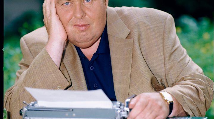 Mit 66 Jahren… Ottfried Fischer