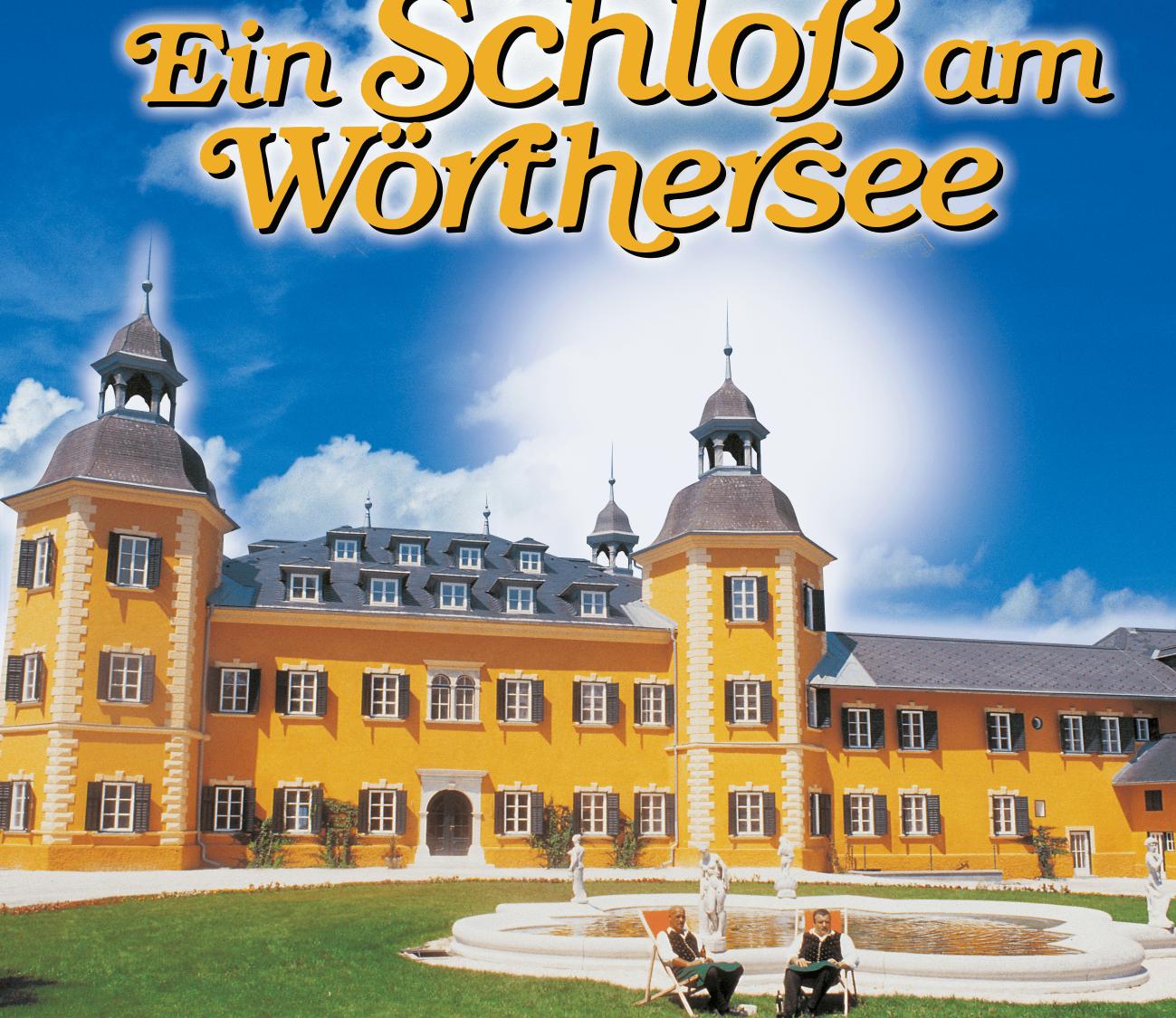 """""""Ein Schloss am Wörthersee"""" auf Facebook"""