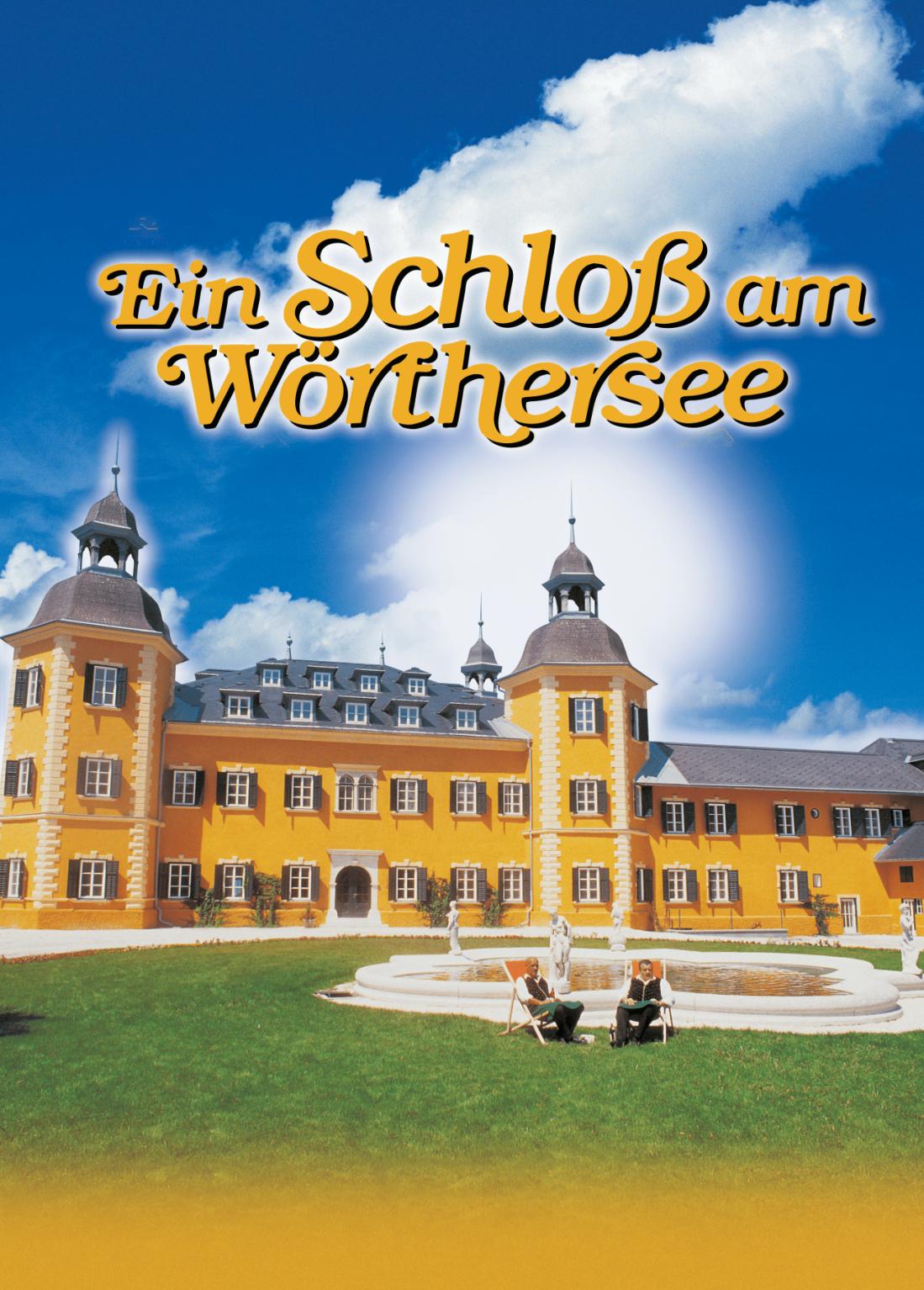 Schloss in Velden