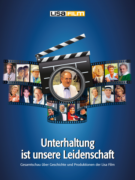 DAS LISA Film-Buch