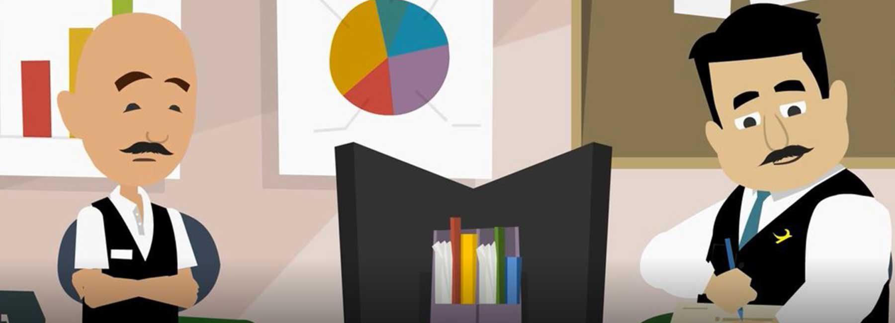 "Animations-Miniserie ""Josip & Malec"""