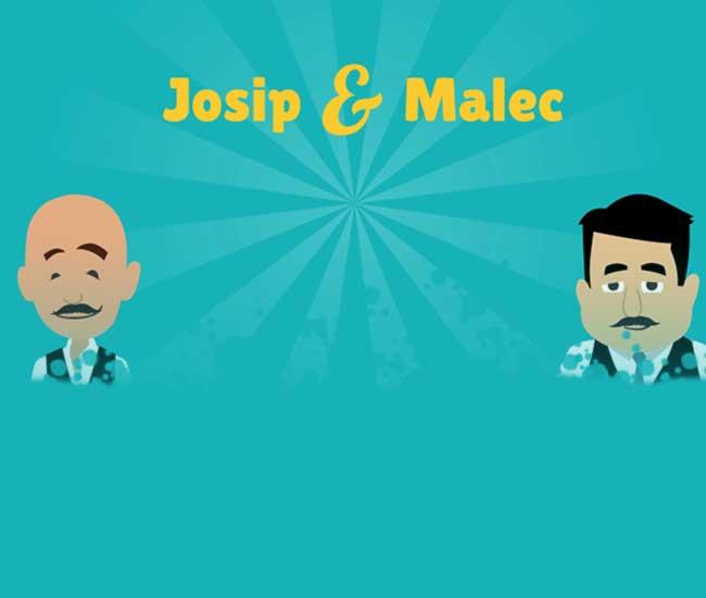 Josip & Malec – Jetzt auch animiert!!