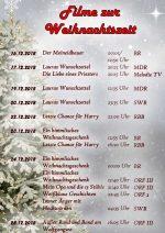 Filme zur Weihnachtszeit